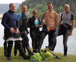 CLIP PLONGEE Bourg en Bresse : Donner envie de plonger !