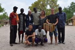 Programme Terre & Océan, Longitude 181 parraine Sippo dans le Sine Saloum au Sénégal