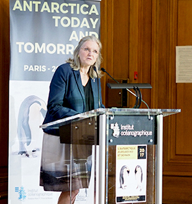 Coordinatrice de Shark Alliance France pour la protection des requins