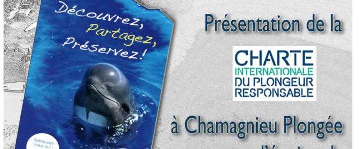 Chamagnieu Plongée accueille l'antenne AURA de L181 le 9 Juin