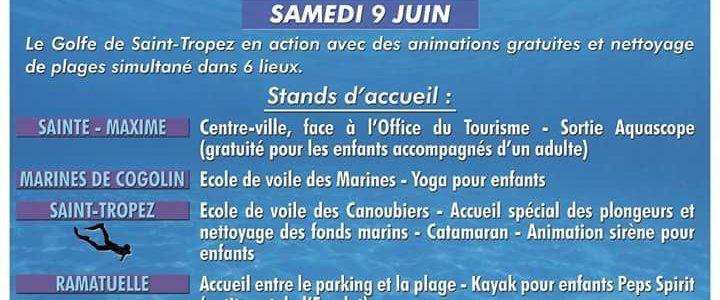 Journées mondiales des Océans, L181 PACA mobilisée !