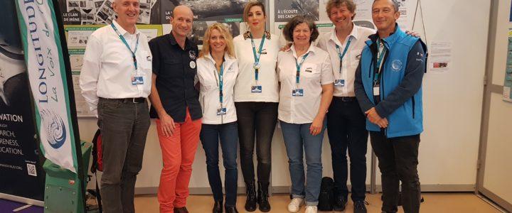 """La FFESSM & LONGITUDE 181, partenaires pour porter la """"Voix de l'Océan"""""""
