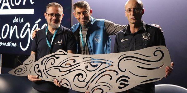 L'Art au service des trophées remis aux centres et au voyagiste écoresponsable 2019 !