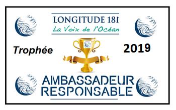 Le trophée 2019 du voyagiste-plongée écoresponsable pour ABYSSWORLD !