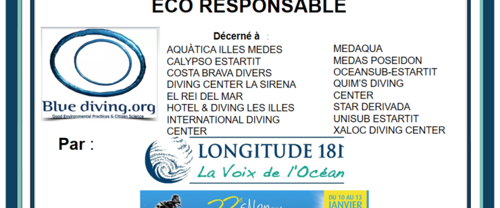 Le TROPHEE 2019 des centres écoresponsables pour 14 centres espagnols !