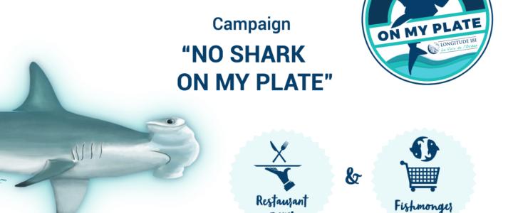 Pas de requins dans mon assiette : le dépliant en anglais, espagnol et catalan