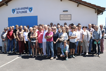 CLUB ARVERNE DE PLONGEE